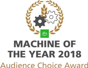 Machine of the year 2018: al via il voto del pubblico
