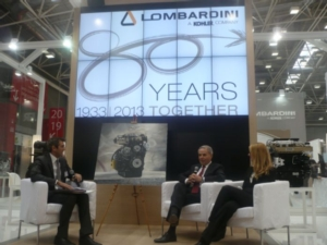 Lombardini, 80years together