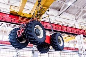 Materie prime: ancora allarme per la meccanica agricola