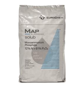 Il MAP di EuroChem Agro, adesso anche idrosolubile per un utilizzo a 360°