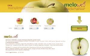 meloweb-home-page-uniud