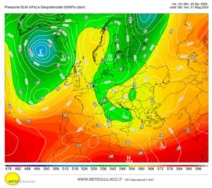 meteo-primo-maggio-25-aprile-maltempo-temporali