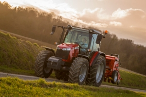 Massey Ferguson: Dyna 4 sull'intera Global Series MF 5700