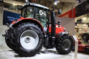 Più potenza con la serie 6700S di Massey Ferguson