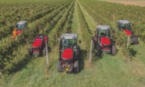 Serie MF 3700: la nuova generazione di trattori specializzati di Massey Ferguson