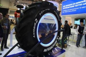 Michelin presenta ad Eima la nuova gamma Vf Axiobib 2