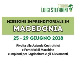Missione imprenditoriale in Macedonia