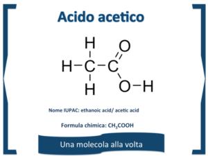 molecola-alla-volta-acido-acetico