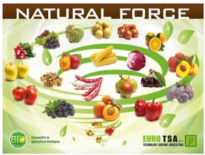 Natural Force, incrementa la qualità - Euro TSA - Fertilgest News
