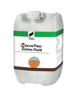 Novatec<sup>&reg;</sup> Amino Fluid, il biostimolante a &quot;doppia velocit&agrave;&quot; - Compo Expert Italia - Fertilgest News