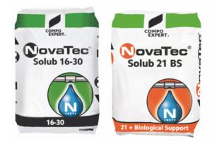 NovaTec<sup>&reg;</sup> Solub, i fertirriganti di Compo Expert con la tecnologia Net - Fertilgest News