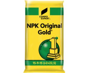 NPK Original Gold<sup>®</sup>: l'ideale per le colture orticole e i giovani impianti - Fertilgest News
