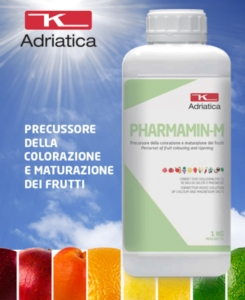 Pharmamin-M: maturazione, colorazione e qualità in un'unica mossa - Fertilgest News