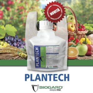 Plantech: biostimolante, nutriente e acidificante - Fertilgest News
