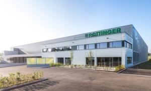 Pöttinger, l'espansione prosegue col nuovo centro logistico