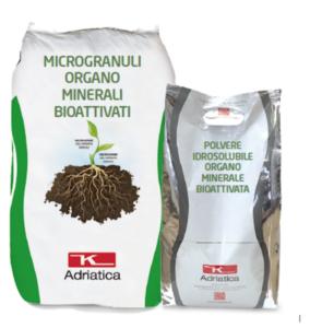 Nutrienti Bioattivati, la gamma di prodotti targata Adriatica - Adriatica - Fertilgest News