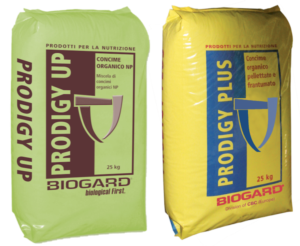Prodigy<sup>&reg;</sup>, la linea che rivitalizza la fertilit&agrave; del terreno - Fertilgest News