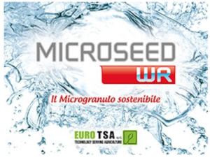 Microseed Wr, la soluzione ai problemi di siccità - Euro TSA - Fertilgest News