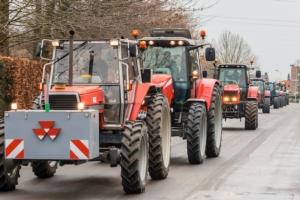 Gli agricoltori europei iniziano ad avere la mosca al naso