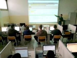 In classe con QdC!