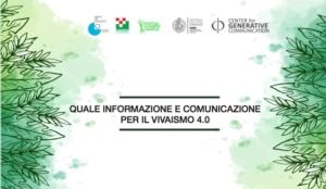 Quale informazione e comunicazione per il vivaismo 4.0 - Plantgest news sulle varietà di piante
