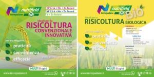 Risicoltura innovativa, le novità di Terrepadane - le news di Fertilgest sui fertilizzanti