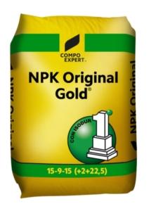 La concimazione frazionata con NPK Original Gold<sup>&reg;</sup> - Fertilgest News