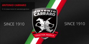 Antonio Carraro 2016: un fatturato super