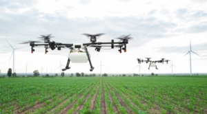 Diamo uno sguardo al futuro dei droni in agricoltura