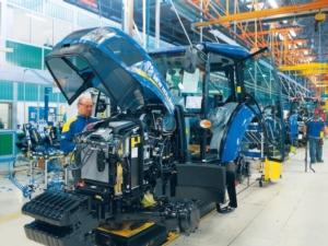 World Class Manufacturing: argento per il sito NH di Jesi