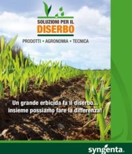 Syngenta per i cereali: il diserbo diventa sartoriale