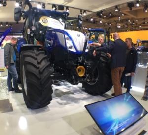 New Holland, tanto di nuovo ad Agritechnica 2017
