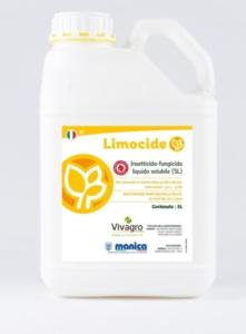 Limocide, il nuovo fungicida-insetticida naturale