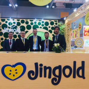Jingold, da Cesena a Hong Kong per Asiafruit Logistica - Plantgest news sulle varietà di piante