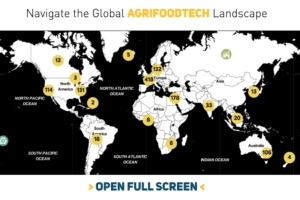the-global-food-tech-map