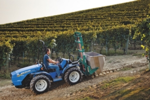 New Holland Agriculture e Goldoni, si rinnova l'accordo