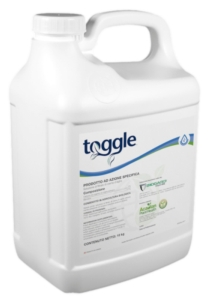 Toggle<sup>™</sup>, accendi il turbo nelle tue colture - CBC (Europe) :: Divisione Biogard - Fertilgest News