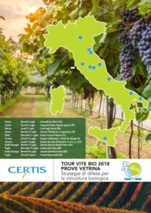 ViteBio, le strategie di difesa per la viticoltura bio