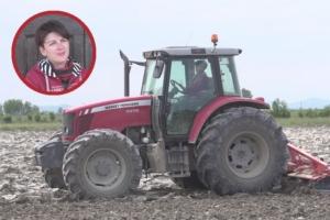 Alice Cerutti e la sua agricoltura sostenibile