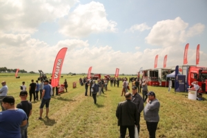 Trelleborg partner ufficiale del Valtra Smart Tour 2018