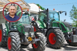 Versatilità e risparmio: per questo Agriflor ha scelto Fendt