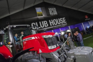"""Vision of the future"" secondo Massey Ferguson"