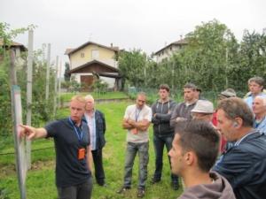 Melo, a San Michele all'Adige occhi puntati sui portinnesti - Plantgest news sulle varietà di piante