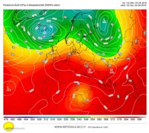 vortice-bassa-pressione-tirreno-ottobre-2018