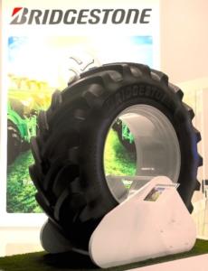 Bridgestone, il 2015 sarà agricolo