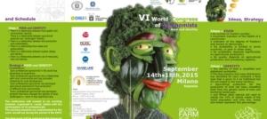 Cibo e identità, tutto sul 6° Congresso Mondiale degli Agronomi
