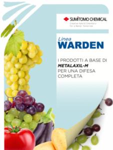 Linea Warden<sup>®</sup>: i prodotti a base di metalaxil-m per una difesa completa