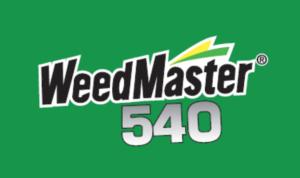 Weedmaster 540: forza concentrata, tecnologia esclusiva e un cuore verde