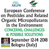 Conferenza Europea sugli Agrofarmaci
